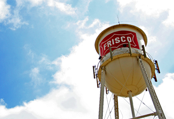 city of frisco texas