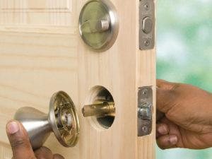 Installing Deadbolts locks