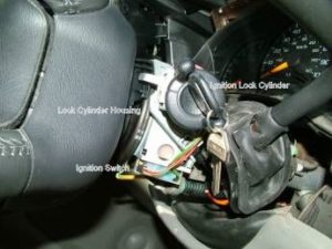 Replace Ignition Switch