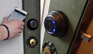 Smart Lock Installation